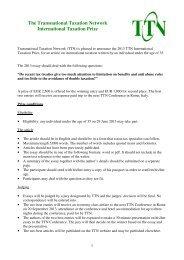 here - TTN Transnational Taxation Network