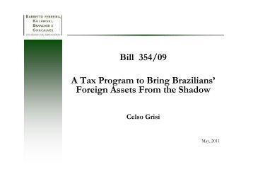 Celso Crisi, Barretto Ferreira Advogados, São Paulo, Brazil