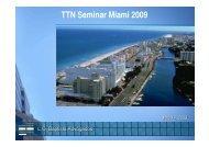 TTN Seminar Miami 2009