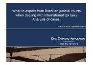 Cristiano Ruschmann – Dias Carneiro Advogados, São Paulo, Brazil