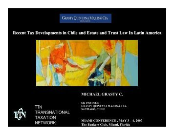 chilean tax structure - TTN Transnational Taxation Network
