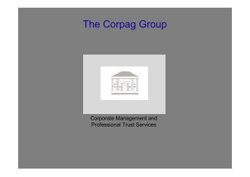 Oscar Guerra, The Corpag Group, Miami, USA - TTN Transnational ...