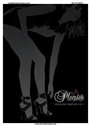 Fetish Shoetique- Pleaser Single Sole Collection V1.