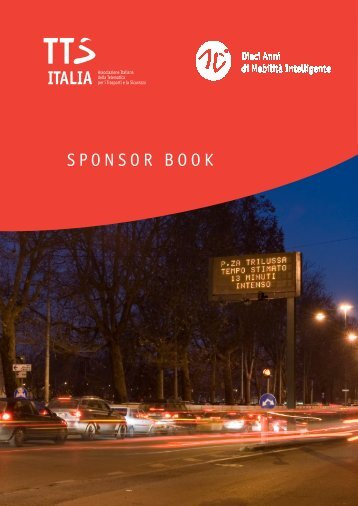 Sponsor book - TTS Italia
