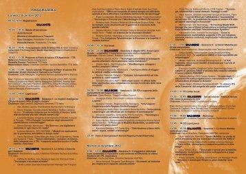 Programma (1,4 MB) - Club Italia