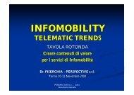 INFOMOBILITY - TTS Italia