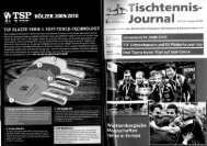 TTVWH-Jahresbericht 2008/2009