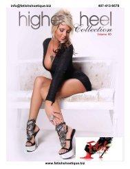 Fetish Shoetique- Highest Heel Collection V40