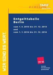 Entgelttabellen (PDF, 1,6 MB) - TU Berlin