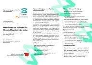 Tagungsankündigung und - TU Berlin