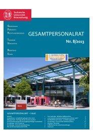 Gesamtpersonalrat - Technische Universität Braunschweig