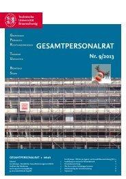 GPR Zeitung Nr. 9 - Technische Universität Braunschweig
