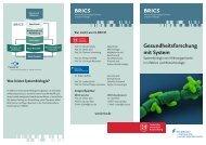 Was ist BRICS? - Technische Universität Braunschweig