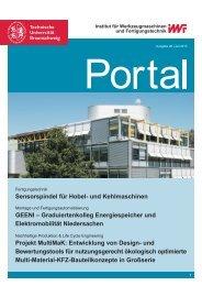 Ausgabe 28 Juli 2013 - Technische Universität Braunschweig