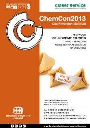 Messekatalog (PDF) - Technische Universität Chemnitz