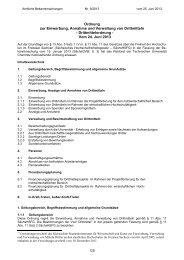 Drittmittelordnung - Vom 24. Juni 2013 - Technische Universität ...
