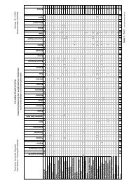 WS 200304 Semesterstatistik - Technische Universität Clausthal