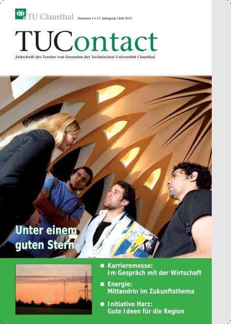 1. Ausgabe 2011 - Technische Universität Clausthal