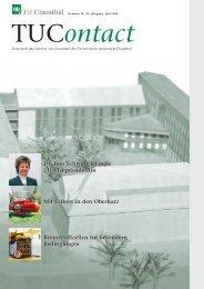 1. Ausgabe 2006 - Technische Universität Clausthal