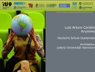 Luis Arturo Cordón Krumme - TU9