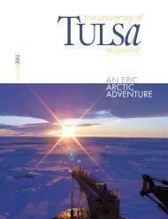 The University of Tulsa Magazine - TUAlumni.com