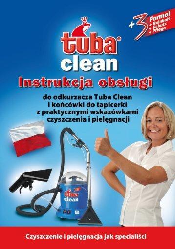 do odkurzacza Tuba Clean