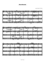 Divertimento Violin - Tubaforum