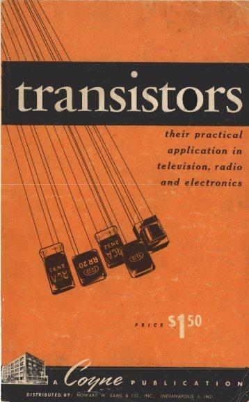 Transistors - tubebooks.org