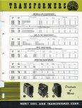 Merit Transformer Catalog - Page 5