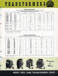 Merit Transformer Catalog - Page 7