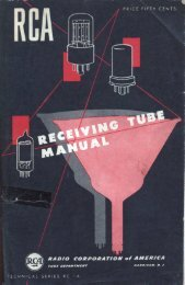 RCA Receiving Tube Manual RC16 - tubebooks.org