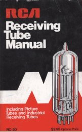 RCA Receiving Tube Manual - tubebooks.org