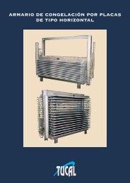 Catálogo de armarios horizontales (PDF) - Tucal