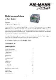 Bedienungsanleitung x Move Deluxe - Ansmann