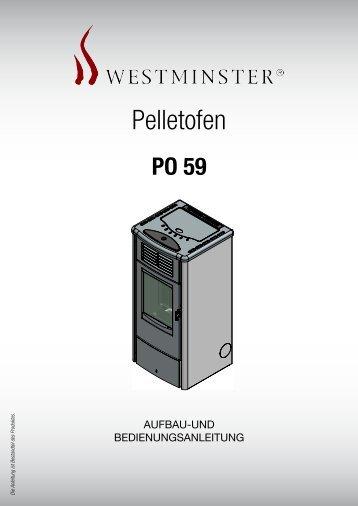 Betriebsanleitung - Pelletofen kaufen