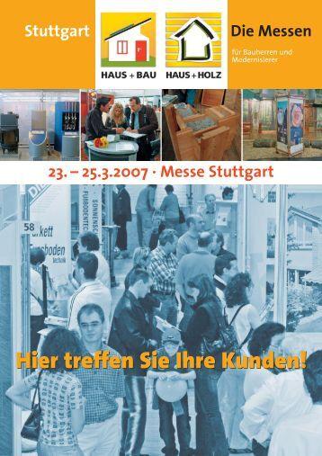 Die Messen Stuttgart