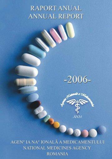 descarca documentul - Agentia Nationala a Medicamentului