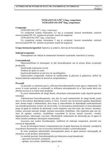 AUTORIZATIE DE PUNERE PE PIATĂ NR