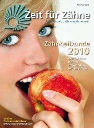Zeit für Zähne - Kassenzahnärztliche Vereinigung Nordrhein