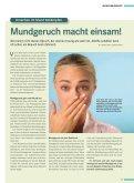 Alarmsignale am Kiefergelenk Mundgeruch macht einsam - Seite 7