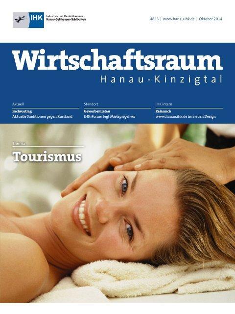 IHK Wirtschaftsraum: Ausgabe Oktober 2014