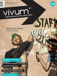 Vivum 02 | MACH DICH FRISCH!