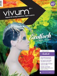 Vivum 07 | EXOTISCH