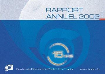 Version française - CRP Henri Tudor