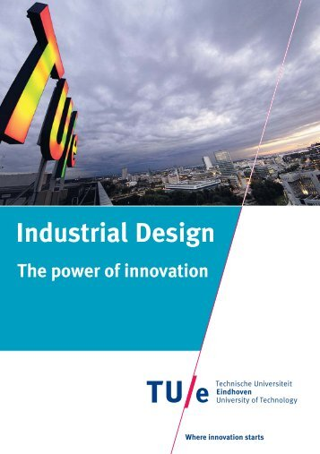 Implementation areas five for Industrial design innovation