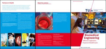 Biomedical Engineering - Technische Universiteit Eindhoven