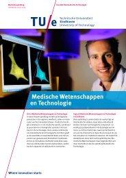 Leaflet Medische Wetenschappen en Technologie - Technische ...
