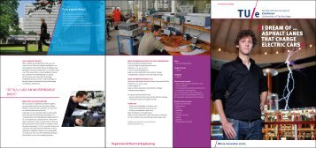 Bachelor brochure Electrical Engineering