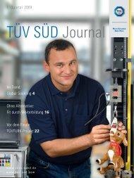 TÜVTURK-Projekt 22 - TÜV Süd