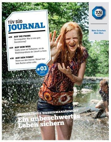 journal - TÜV Süd